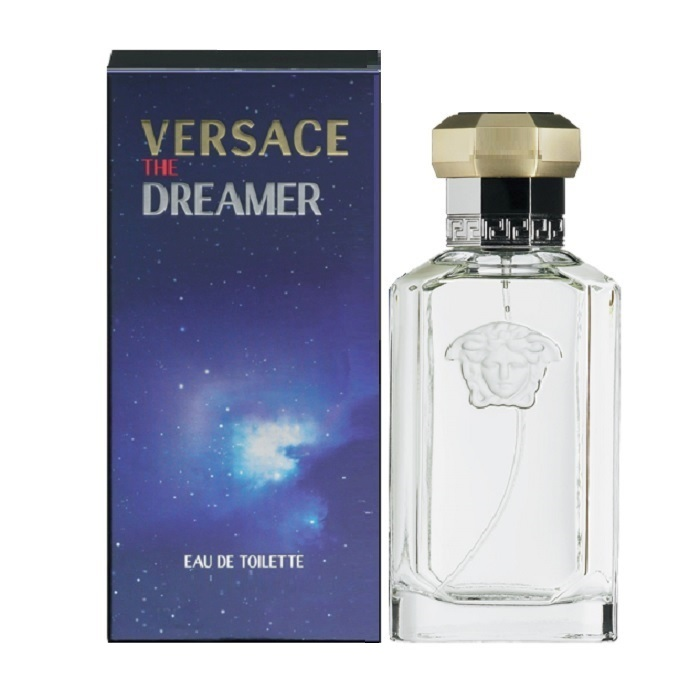 Versace The Dreamer Mini Cologne by Versace 0.17oz / 5ml Eau De Toilette for men